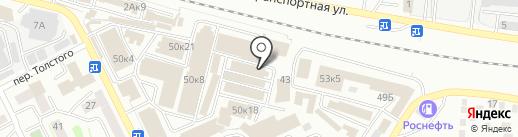 Тарко на карте Улан-Удэ