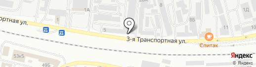 Общественная приемная депутата Народного Хурала РБ Гергенова М.Д. на карте Улан-Удэ
