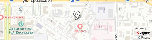 Кадастр`cервис на карте Улан-Удэ