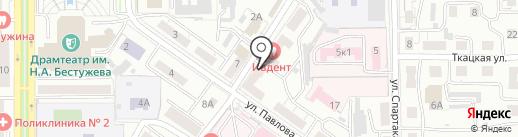 Qiwi на карте Улан-Удэ