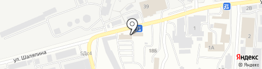 Центр оформления купли-продажи и страхования автомобилей на карте Улан-Удэ