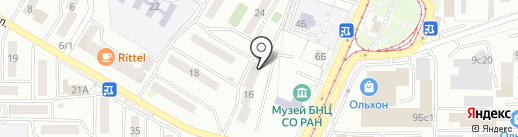DERBY на карте Улан-Удэ