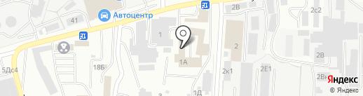 Центр авторазбора и продажи контрактных автозапчастей для Subaru на карте Улан-Удэ