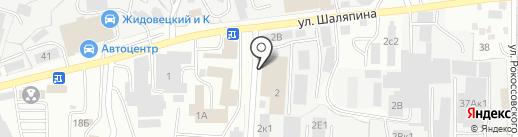 Фортуна 03 на карте Улан-Удэ