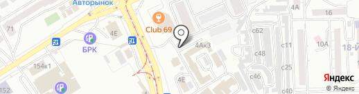 Автоотогрев Сервис на карте Улан-Удэ
