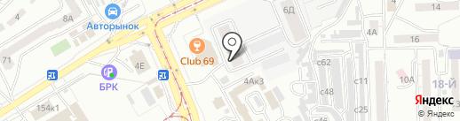 Байкал ПромАльп на карте Улан-Удэ