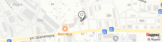 Компания по ремонту радиаторов на карте Улан-Удэ