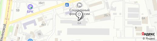 Доктор Кузов на карте Улан-Удэ