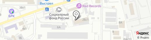 КИПЯТОК на карте Улан-Удэ