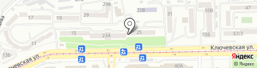 Платежный терминал, Азиатско-Тихоокеанский банк, ПАО на карте Улан-Удэ