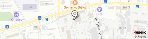 Рено-Сервис на карте Улан-Удэ