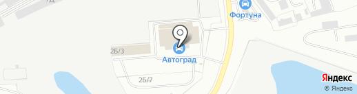 Мастерская по ремонту автомобильного электрооборудования на карте Улан-Удэ
