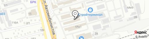 Лидер Стройки на карте Улан-Удэ