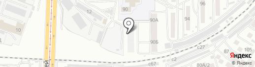 Столица спец строй на карте Улан-Удэ