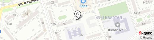 VooDoo на карте Улан-Удэ
