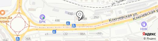 ПЭЛК-Сервис С на карте Улан-Удэ