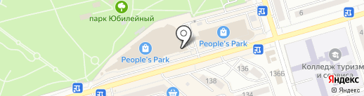 Епархиальная иконная лавка на карте Улан-Удэ