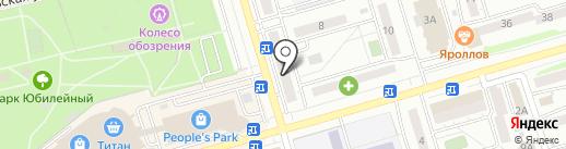 Мастерская по ремонту одежды на карте Улан-Удэ