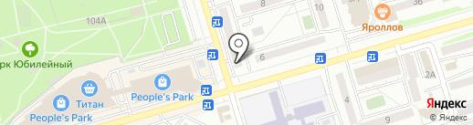 Победа, ТСН на карте Улан-Удэ