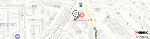 Ортопед03 на карте Улан-Удэ