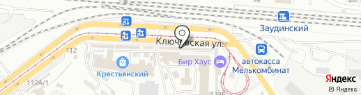 САДЭМ на карте Улан-Удэ