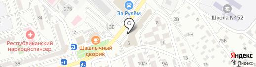 Podыmim на карте Улан-Удэ