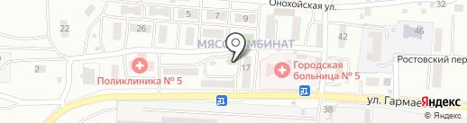 BEER SHOP на карте Улан-Удэ