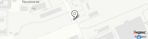 В Матросова на карте Улан-Удэ