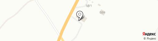 Максим на карте Читы