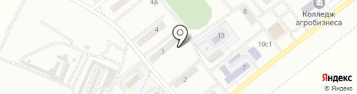 Лукошко на карте Читы