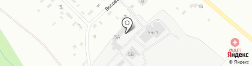Омега на карте Читы