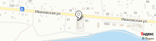 Автопорт на карте Читы