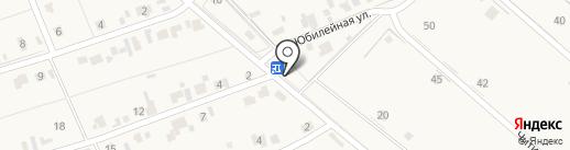 Магазин продуктов на карте Засопки