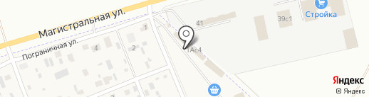 Я родился на карте Засопки
