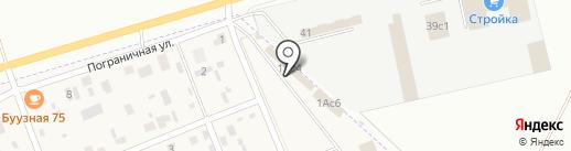 Магазин электро и бензоинструмента на карте Засопки