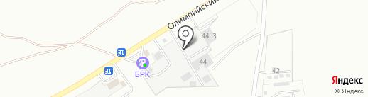 Автогаз на карте Читы