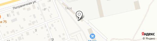 ХОЗМАРКЕТ на карте Засопки