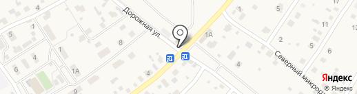 Продуктовый магазин на карте Засопки