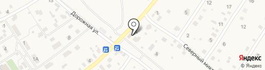 Банкомат, Сбербанк, ПАО на карте Засопки