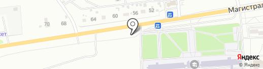 Автосервис на карте Читы