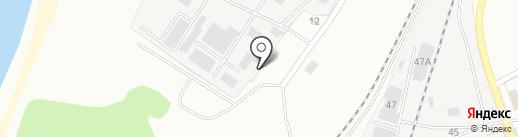 ОКС-СИТИ на карте Читы