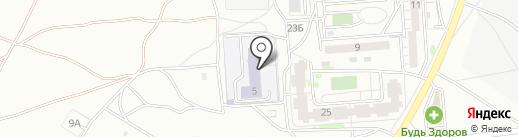 Забайкальский учебный центр профессиональных квалификаций на карте Читы