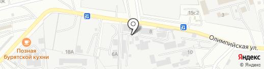 ИСПЫТАТЕЛЬНАЯ ЛАБОРАТОРИЯ ВИНТЕР на карте Читы
