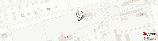 Вентиляционный завод на карте Читы