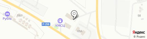 TurboЦЕХ Chita на карте Читы