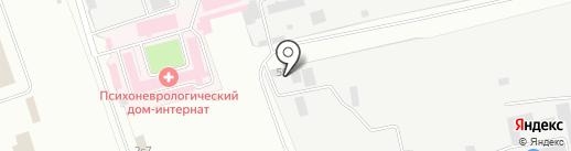 АСК-ГРУПП на карте Читы