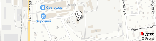 Garage на карте Читы