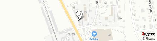 Шашлычная на карте Читы