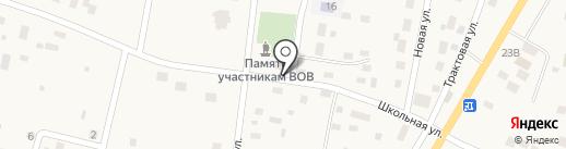 У Дугаровны на карте Угдана