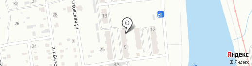 Шадринский на карте Читы